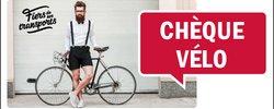 Chèque Vélo : déconfinons tous à vélo !