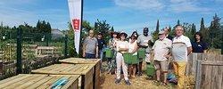 Compostage partagé pour les jardiniers de Milhaud et Rodilhan