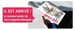 Sortie du magazine «Métropole»n°64 :  La fierté de nous réunir se cultive!