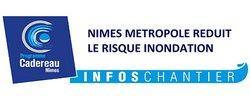 Cadereau d'Uzès – Nîmes / Aménagement hydraulique du boulevard Talabot à la rue Pierre Sémard et dévoiements des réseaux EU et AEP